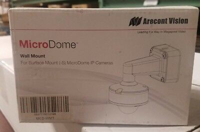 Arecont MCD-WMT MicroDome Wall Mount