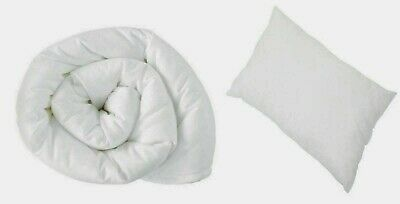 Baby Nursery Toddler Junior Cot Bed Duvets Or Cot Pillow Quilt 4.5 ,7.5 Or 9 Tog