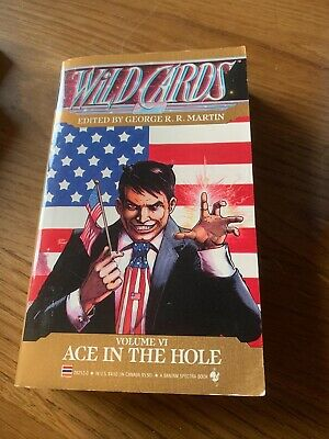 wild cards vol 6 - ace in the hole