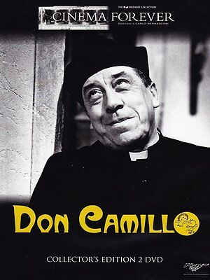 Don Camillo - I 5 Film - Collezione Completa (Cinema Forever) (7 DVD)