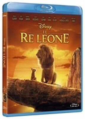 Il Re Leone (2019) (Blu-Ray Disc)