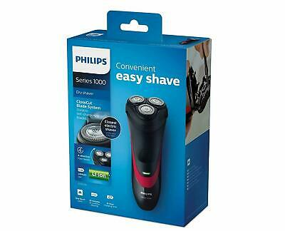 Brand New Philips S1310/04 Series 1000 Close Cut Recharegable Dry Shaver