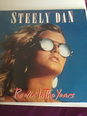 The Very Best Of Steely Dan - Reelin' In The Years - 2 × Vinyl, LP