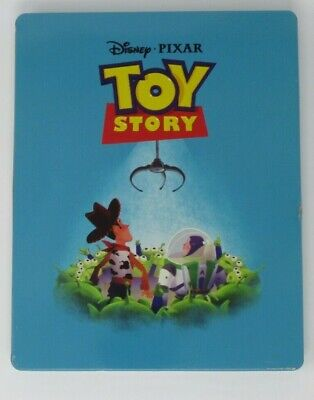 Disney Toy Story (4K Ultra HD + Blu-ray / Digital) Steelbook - VG Dent