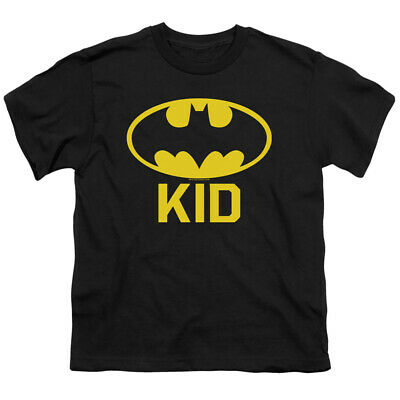Batman Kids T-Shirt Bat Kid Black Tee