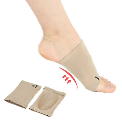 For Plantar Fasciitis Orthotic Shoe Insoles Inserts Flat High Arch Support S2O7