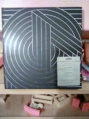 (OMD) Orchestral Manoeuvres in the Dark Souvenir Ltd Edition  5CD /2DVD Box Set.