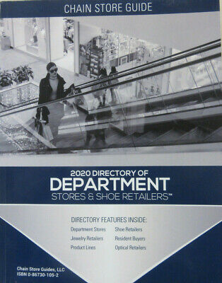 2020 Directory of Department Stores and Shoe Retailers