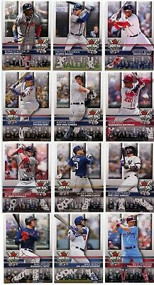 2020 Topps HOME RUN CHALLENGE Unused Complete Your Set You Pick ACUNA JUDGE