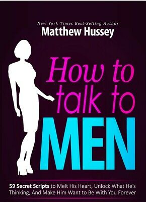 Matthew Hussey - How to talk to Men 📑[Ęβ00K]📑 ⚡{p.d.f}✔✔