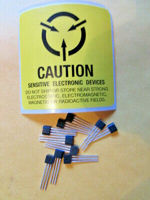 6x ZTX653 Transistor NPN Bipolaire 120 V 2 A 1 W TO92