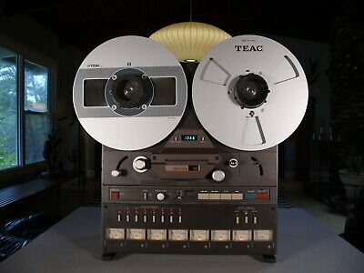 Tascam 38 Professional Reel to Reel 8 Channel Tape Deck Recorder / Hubs, Take-Up
