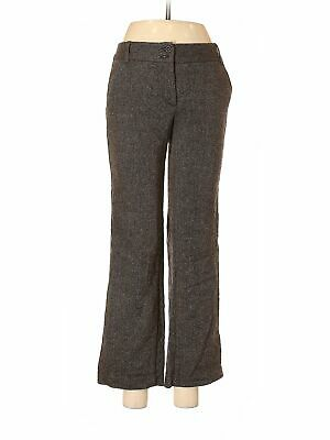 United Colors Of Benetton Women Gray Dress Pants 40 eur