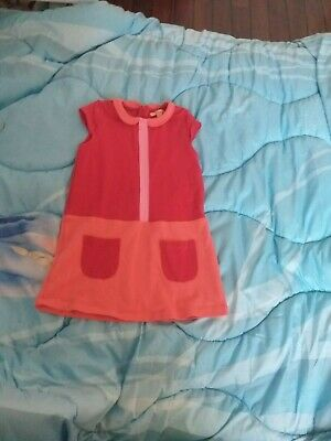 Robe fille dpam taille  3 ans