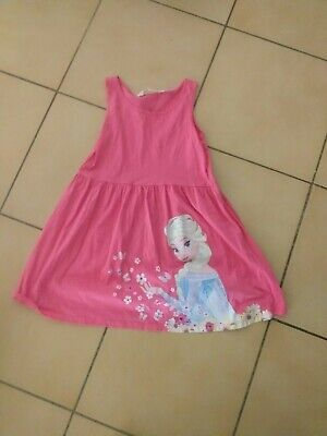 Robe fille disney taille 7/ 8ans