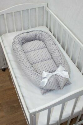 Baby Pod Nest Newborn Reversible Cocoon Bed Sleep Kokon Newborn Lux Lafel