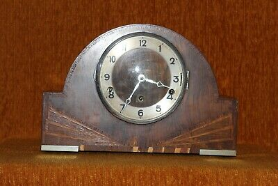 VINTAGE HERMLE FHS 178,28 -15cm MOVEMENT WESTMINSTER CHIME - 8 HAMMERS WITH RODS