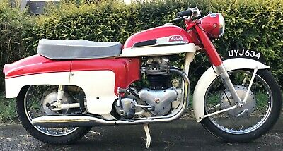 1960 Norton Dominator 99 deluxe, matching engine & frame, good runner V5C
