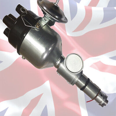 Triumph Spitfire AccuSpark Delco Electronic Distributor with tacho drive + Earth