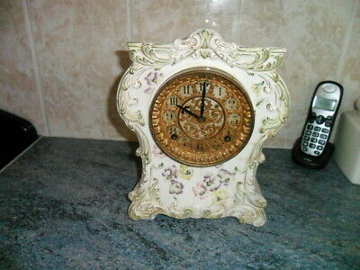 ansonia mantel clock, chicopee model
