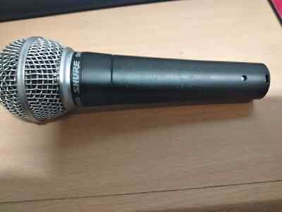 Shure SM58 Dynamic Vocal Microphone - For parts