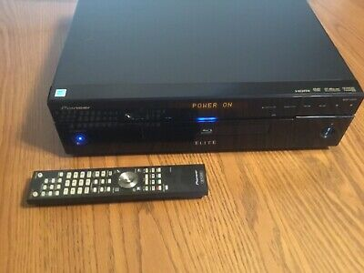 Pioneer ELITE Blu-Ray Player BDP-05FD with REMOTE
