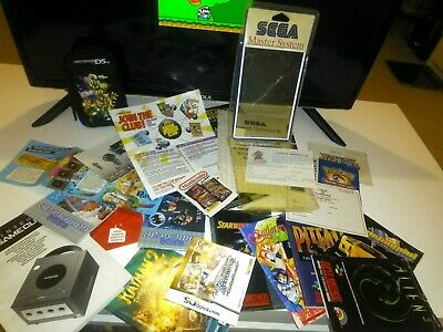 LOT important RETRO GAMING notice  article console jeux video SNES NINTENDO SEGA