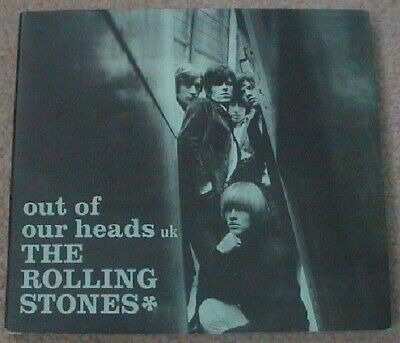 1965 The Rolling Stones - Out Of Our Heads (UK) (SACD Digipak) Abkco