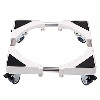 4 Multi-Functional Dollies Furniture Dolly Roller Base Adjustable Movable Stand
