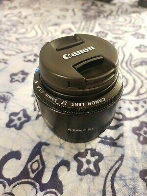 Canon EF 50mm Prime Lens PERFECT CONDITION