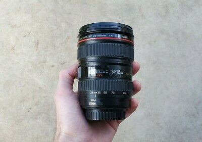 Canon EF 24-105mm f/4 L IS USM Lens [MINT CONDITION]