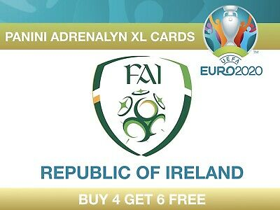 Panini UEFA Euro 2020 Adrenalyn XL Cards REPUBLIC OF IRELAND