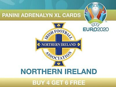 Panini UEFA Euro 2020 Adrenalyn XL Cards NORTHERN IRELAND