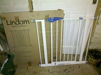 Stair gate Lindam Easy Fit Plus