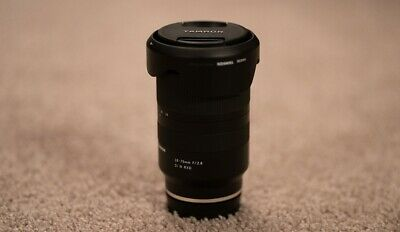 Tamron 28-75mm F/2.8 Di III RXD Lens for Sony E Mount (GREAT CONDITION)