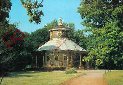 Picture Postcard: Potsdam-Sanssouci, Chinesisches Teehaus, Chinese Tea House