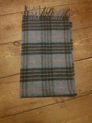 Elgin Cashmere scarf made in Scotland