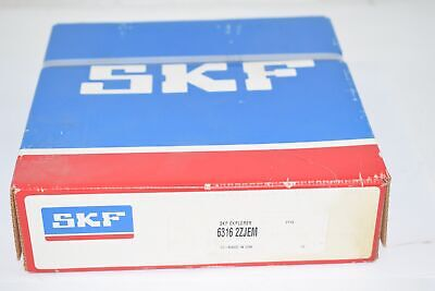 17 mm ID NEW SKF 6203 2ZJEM Radial//Deep Groove Ball Bearing Round Bore