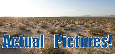 Beautiful 2.5 acres in Landers, CA - your own peaceful retreat in the desert