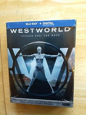 Westworld: The Complete First Season Blu-ray Disc, 2017 New Sealed West World