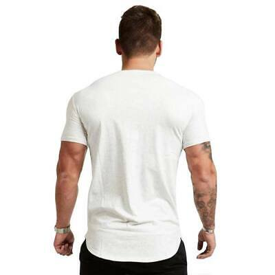 Summer t shirts t shirt o neck slim fit tops muscle tee blouse short sleeve