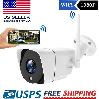 JOOAN 1080P Wireless WIFI IP Smart Camera Outdoor Home Security CCTV Camera