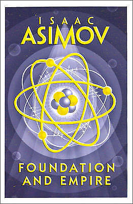 Foundation and Empire, Isaac Asimov, New Book