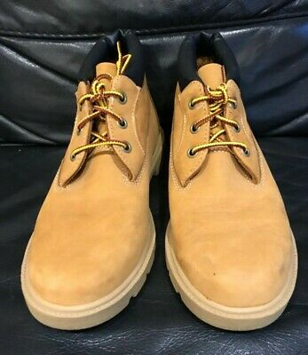 Timberland 6 Inch Premium Boots Waterproof Nubuck Leather Junior Size UK 3.5