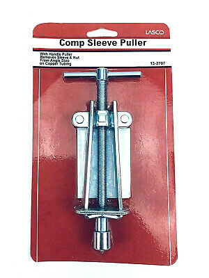 LASCO 13-2707 Faucet Handle Puller with 1/2-Inch With Sleeve Remover