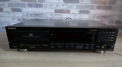 Sony CDP-228ESD CD-Player ... Top zustand ...
