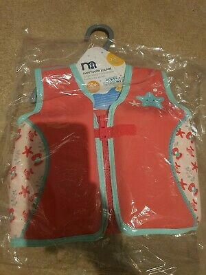 Mothercare Swimsafe Jacket ages 2-3