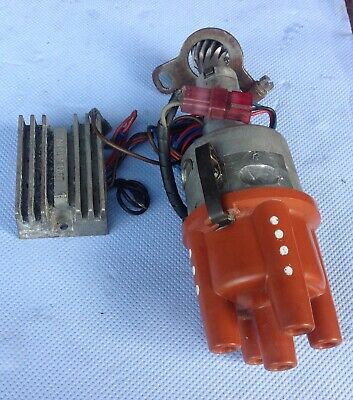 Bosch distributor complete with Luminition power pack ff1600, Ford crossflow