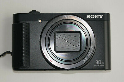 Sony Cyber-shot DSC-HX90 18.2 MP Digitalkamera in Top-Zustand mit Restgarantie