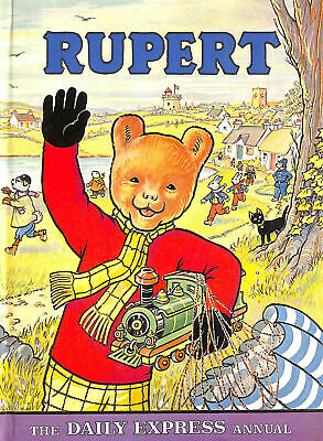 Rupert : A Daily Express Annual by No author.